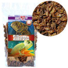 Sušené housenky bource morušového - 200 ml