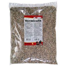 Tropický terarijní substrát Vermiculit 4l - 3 - 6 mm