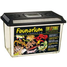 Faunárium - přenosný plastový box 370 x 220 x 250 mm