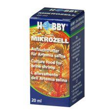 Mikrozell 20 ml - krmivo pro artemie