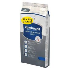 EMINENT Adult Large Breed – 15 kg + 2 kg GRATIS