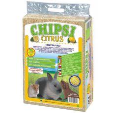 CHIPSI CITRUS - Stelivo pro hlodavce 60 l