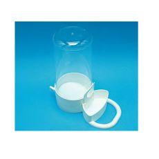 Dávkovač vody pro ptáky s bidýlkem - 400 ml