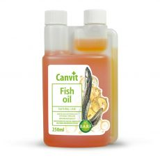 Canvit Fish Oil - rybí olej pro psy 250 ml