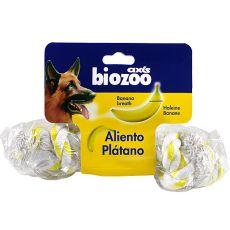 Hračka pro psa - bavlněný uzel 20 cm, banán
