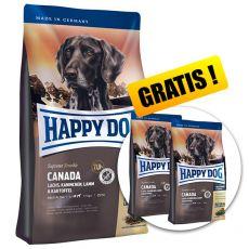Happy Dog Supreme Canada 12,5 kg + 2 x 1kg GRATIS