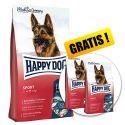 Happy Dog Supreme Fit & Vital Sport Adult 14 kg + 2 x 1kg GRATIS