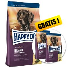 Happy Dog Supreme Irland 12,5 kg + 2 x 1kg GRATIS