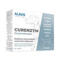 ALAVIS CURENZYM Enzymoterapie 20 tbl.