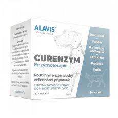 ALAVIS CURENZYM Enzymoterapia 80 tbl.