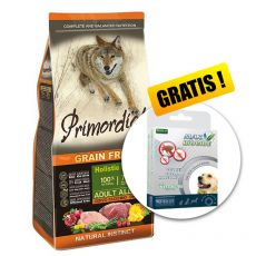 Primordial GF Adult Deer & Turkey 12kg + DÁREK