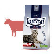 Happy Cat Culinary Voralpen-Rind / Hovězí 10 kg