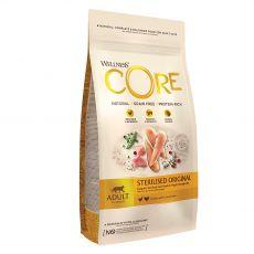 Wellness Core Cat Sterilised Chicken & Turkey 1,75 kg