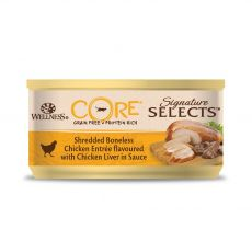 Wellness CORE Signature Selects Chicken & Chicken Liver 79 g