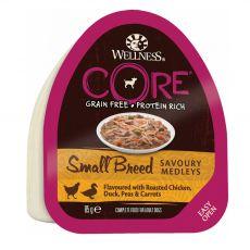 Wellness CORE Dog Small Breed kuře & kachna 85 g