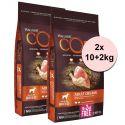 Wellness Core M Dog Original Turkey & Chicken 2 x (10+2 kg)