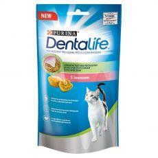 Dentalife Cat s lososem 40 g