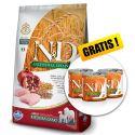 Farmina N&D dog LG MEDIUM & MAXI Chicken & Pomegranate 12 kg + DÁREK