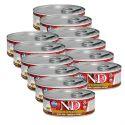 Farmina N&D cat QUINOA venison & coconut 12 x 80 g
