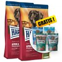 Happy Dog Supreme Africa 2 x 12,5 kg + DÁREK