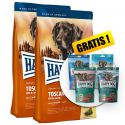 Happy Dog Supreme Toscana 2 x 12,5kg + DÁREK