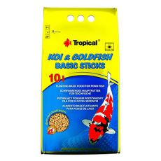 TROPICAL Koi goldfish sticks 10 l