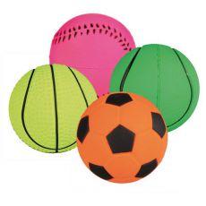 Míček pro psy - sportovní gumový, 6 cm