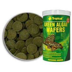 TROPICAL Green Algae Wafers 1000 ml/450 g