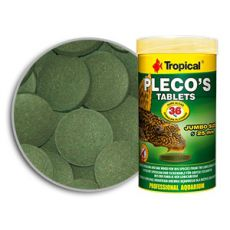 TROPICAL Plecos Tabin 250ml/135g/48ks