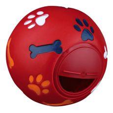 Míč pro psa Dog Activity na pamlsky - 14 cm
