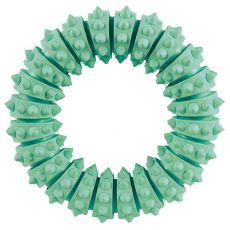 Hračka pro psa - mentolový kruh pro psy, 12 cm