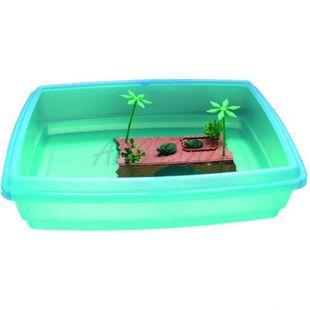Bazén pro želvy - 54x40x14 cm, 22 litrů
