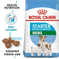 ROYAL CANIN MINI STARTER Mother & Babydog – 3 kg