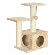 Drápadlo pro kočky VALENCIA  - 71 cm, béžové