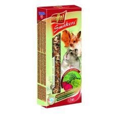 Vitapol tyčinky pro hlodavce - zeleninové, 2 ks