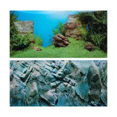 Pozadí do akvária AMANO/ROCK XL - 150x60cm