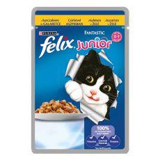 Felix Junior - kuřecí maso v želé, 100 g