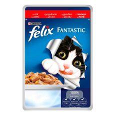 Felix krmivo - hovězí maso v želé, 100 g