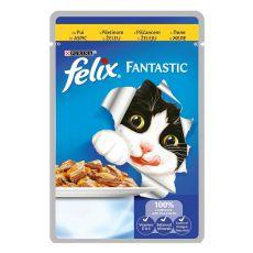 Felix krmivo - kuřecí maso v želé, 100 g