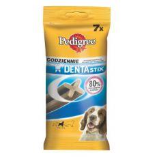 Tyčinky pro psy Pedigree Denta Stix medium- 7 ks / 180 g