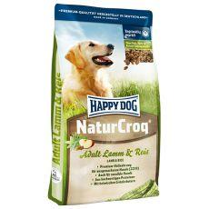 Happy Dog NaturCroq LAMM & REIS 15 kg