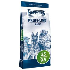 Happy Dog 23 - 9,5 BASIC 20 kg