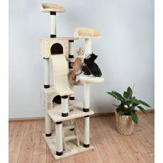 Drápadlo pro kočky Adiva, poschoďové - 209 cm