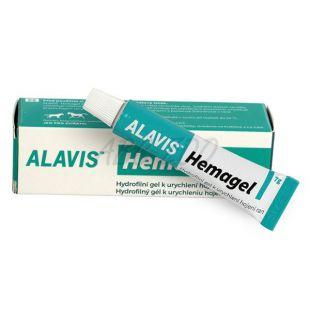 ALAVIS Hemagel - urychlení hojení ran, 7 g