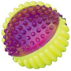 Blikající míček, skákající - 7cm