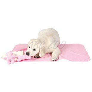 Set pro štěňátka PUPPY SET v růžové barvě
