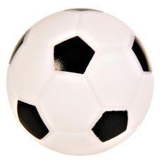 Hračka pro psa z vinylu - fotbalový míč, 10cm