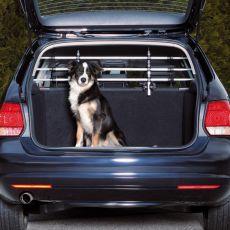 Mřížka do auta pro bezpečnou přepravu psa