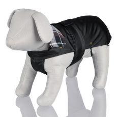 Kabát pro psa s flanelovým límcem - M / 45-65 cm