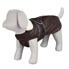 Kabát pro psa s límcem L / 55-75 cm